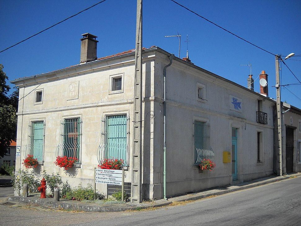 Mauvages-Ancienne poste