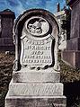 McKnight (Thomas A.), St. Clair Cemetery, 2015-10-06, 02.jpg
