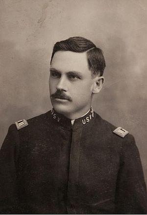 James H. McClintock - Captain James H. McClintock 1898