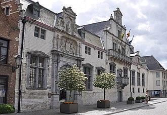 Hof van Savoye - Court of Savoye