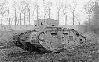 Medium Mark B Medium Tank