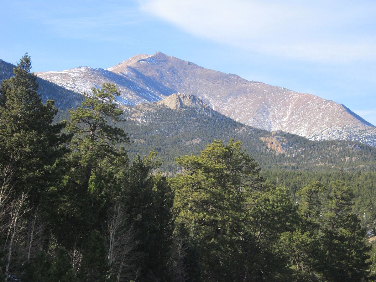 Isabella Bird's 1873 Visit to Rocky Mountain National Park