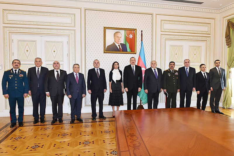 Şəkil:Meeting of Security Council under chairmanship of Ilham Aliyev was held 10.jpg