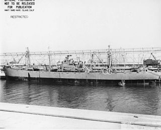 USS <i>Megrez</i> (AK-126)