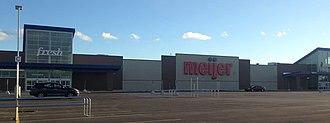 Meijer - Meijer store in Alpena, Michigan