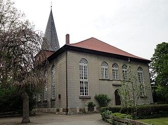 Meine - Lutheran St. Stephani church in Meine