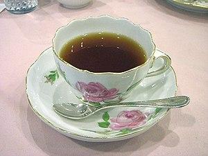 Pakistani tea culture - A traditional cup of black tea