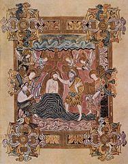 Bénédictionnaire de saint Æthelwold