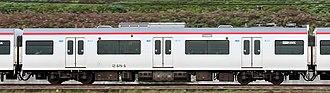 Meitetsu 1700 series - Image: Meitetsu 2300 series EMU 104
