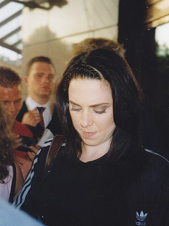 Melanie C - Chisholm in 2003
