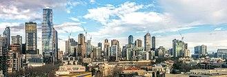 Global Liveability Ranking - Melbourne, Australia