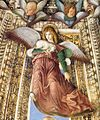 Melozzo da Forlì - Angel with a Lamb as a Symbol of Christ's Sacrifice - WGA14787.jpg