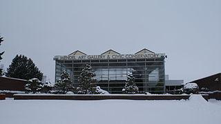 Mendel Art Gallery Art museum and conservatory in Saskatchewan, Canada