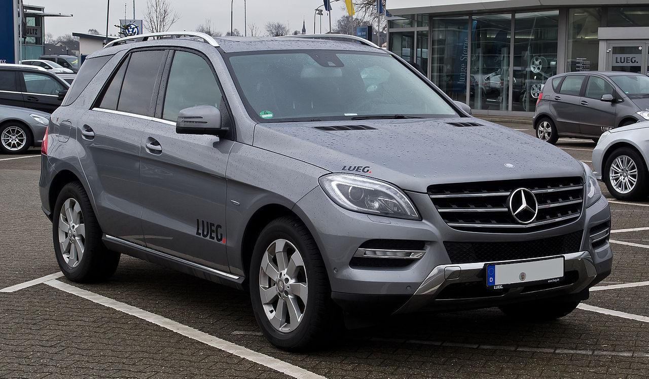 File mercedes benz ml 250 bluetec w 166 frontansicht for Mercedes benz media