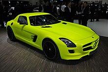 Senner Tuning tunes up the Mercedes SLS AMG - Automotorblog