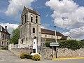Merlieux-et-Fouquerolles (Aisne) église.JPG