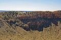 Meteor Crater rim 09 2017 5931.jpg