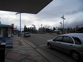 Methven, New Zealand - Methven town centre