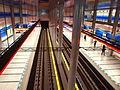Metro C Prosek, kolejiště.JPG