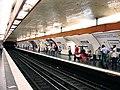 Metro de Paris - Ligne 2 - Belleville 01.jpg