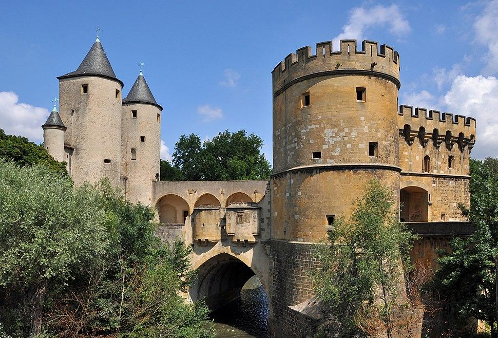 Metz Porte des Allemands R06
