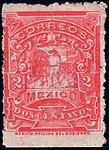 Mexico 1897-1898 2c perf 12 Sc270 unused.jpg