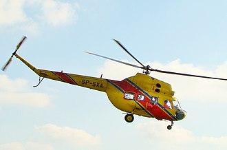Mil Mi-2 - The Mil Mi-2 in Poland