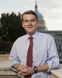 Michael Bennet Official Photo