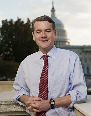 United States congressional delegations from Colorado - Senator Michael Bennet (D)