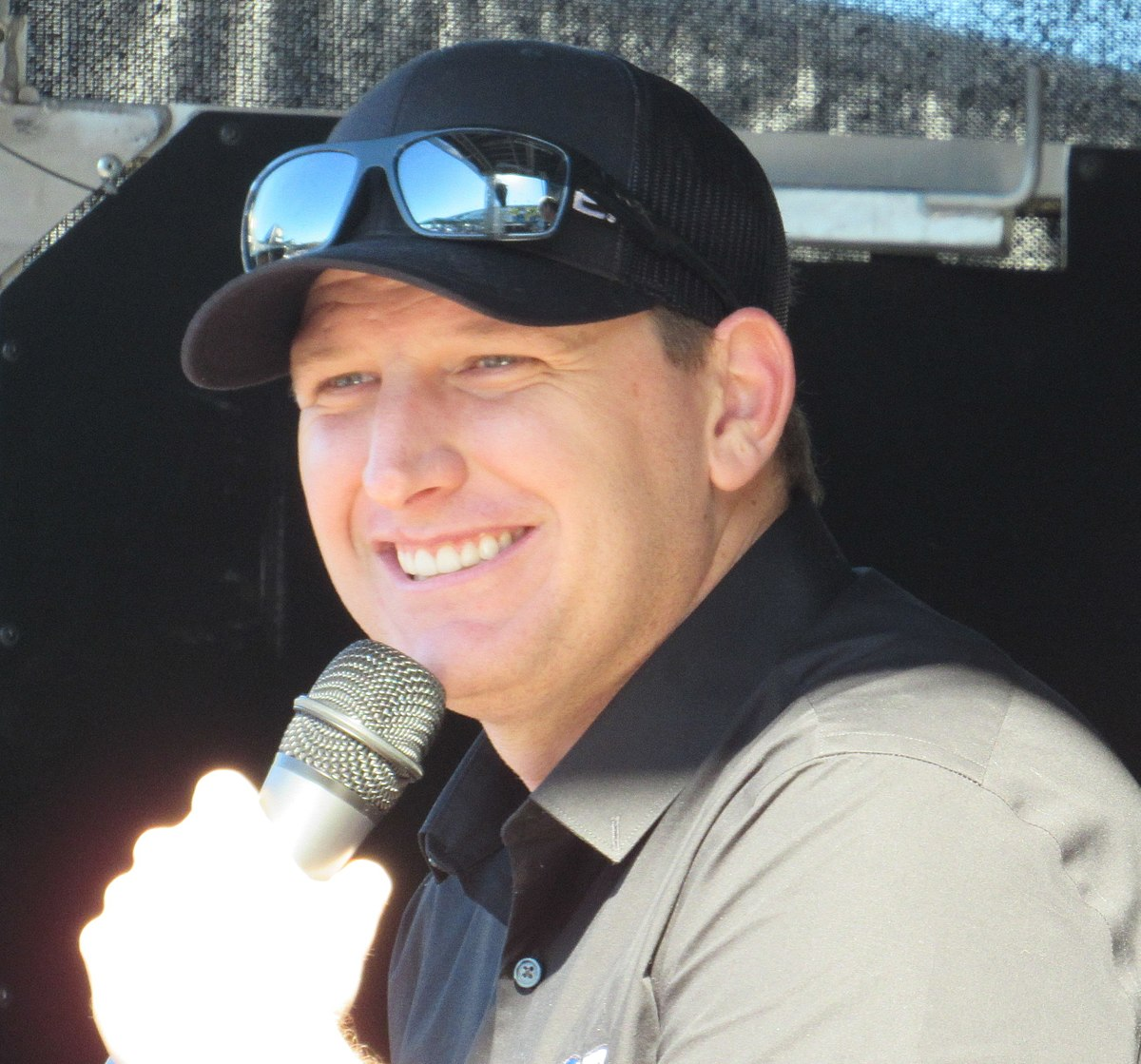 Michael McDowell Racing Driver Wikipedia