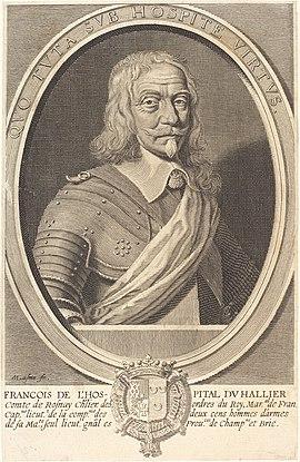 François de L'Hôpital