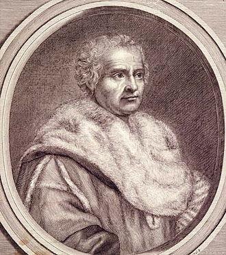 Michel Riccio - Portrait of Michel Riccio by Jacques Cundier