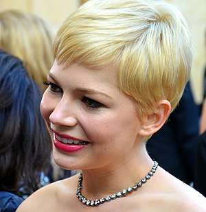 Michelle Williams (actress) - Williams at the 84th Academy Awards on February 26, 2012