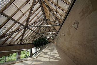 Miho Museum - I. M. Pei's interior style in Miho museum