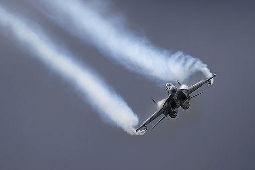 دليل اخر على طلب مصر لشراء 46 مقاتله Mig-35  512px-Mikoyan-Gurevich_MiG-35D%2C_Russia_-_Air_Force_AN1583193