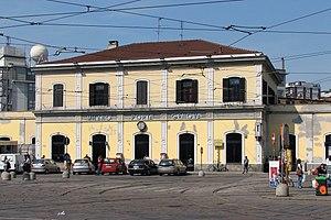 Milano porta genova railway station wikipedia - Milano porta garibaldi station ...