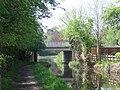 Mill Road bridge. - geograph.org.uk - 791432.jpg