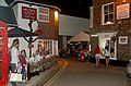 Mill Square, Padstow, by night - geograph.org.uk - 1469788.jpg