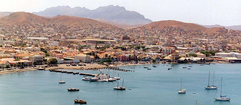 Mindelo harbour - São Vicente, Cape Verde