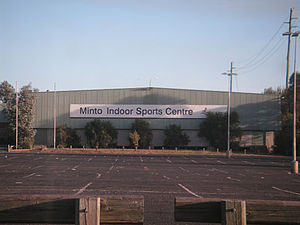 Minto, New South Wales - Minto Sports Centre