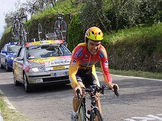 Mirko Celestino Italian cyclist