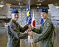 Misawa appoints newest squadron commander 100409-F-5717S-094.jpg