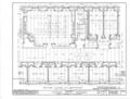 Mission Santa Barbara, 2201 Laguna Street, Santa Barbara, Santa Barbara County, CA HABS CAL,42-SANBA,5- (sheet 15 of 30).png