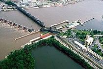 Mississippi River Lock and Dam number 15.jpg