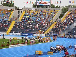 Mistrzostwa Świata Juniorów w lekkiej atletyce Bydgoszcz 2008 3