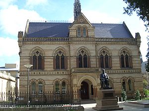William McMinn - Image: Mitchell Building, Adelaide