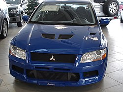 Mitsubishi lancer evolution wikipedia bahasa melayu evolution vii sciox Images