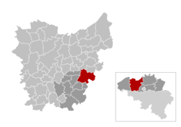 Aalst – Mappa