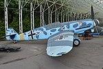 Mock-up of Messerschmitt Bf109F-4 '-+-' (26976607139).jpg
