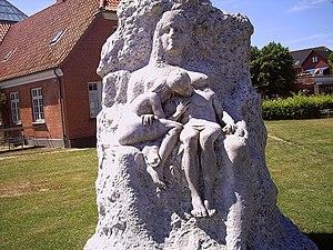 Jörð - Image: Moder Jord